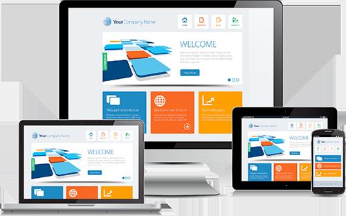 Design Siti Web e Portali Responsive