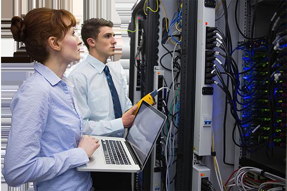 Progettazione e installazione Reti - Server- WiFi