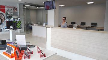 Dinamica Centro Assistenza Informatica Cuneo, Via Savona 31