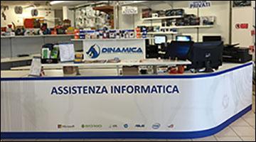 Dinamica Centro Assistenza Informatica Villanova Mondovì, Via Mondovì 58