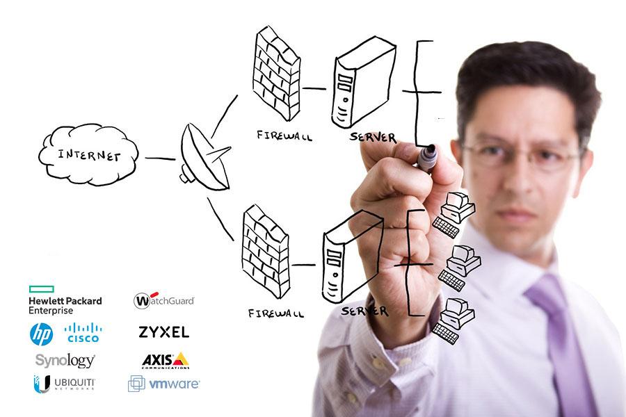 Progettazione Reti Ethernet Cablate WiFi LAN